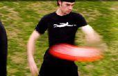 Cómo lanzar un frisbee (revés)