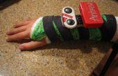 Quebrada brazo Lego accesorios
