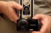 La cámara Kodak Duaflex Digital híbrido