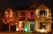 Caja de Navidad: Arduino/ioBridge internet controla luces de Navidad y show musical