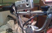 Otro montaje del manillar de cámara digital