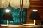 Lámpara de mesa de Miss Betsy