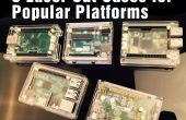 5 diseño de casos de corte de láser de 5 plataformas populares