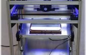 Vulcanus V1 Reprap 3D-impresora 300€