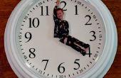 Reloj personalizado con foto manos