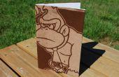 Reciclado camiseta diario - con Donkey Kong, Harry Potter y cosas nerd
