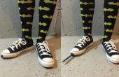 Zapatos de cuchillo Joker