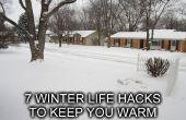 7 Hacks de vida invierno para mantenerse caliente