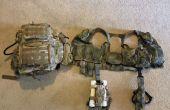 Bushcraft, Kit de supervivencia para las duraciones extendidas - parte 1 - chaleco de soporte de vida