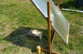La lente solar de TV