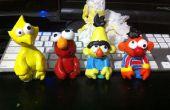 Decoraciones de USB Sesame Street Zombie/escritorio