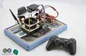 Controlado por Bluetooth DIY Hovercraft