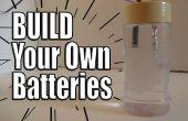 Construir sus propias baterías!