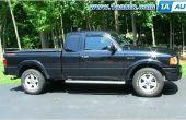 Cómo quitar e instalar un Panel de la puerta en un camión de 1993-2010 Ford Ranger