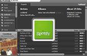 Cómo descargar y usar Spotify en un equipo ejecutando Windows