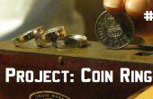 Anillo - Tutorial DIY de monedas
