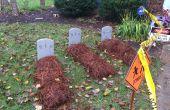 Fácil de hacer tumbas