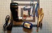 Generador de manivela fácil