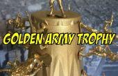 Trofeo de oro del ejército