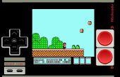 Conseguir roms NES en un jailbreak iPhone/iPod Touch sin ordenador (se necesita conexión Wi-Fi).