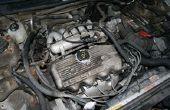 Cómo cambiar el aceite del motor