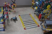 Inicio de Wall-E de Knex