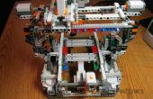 Impresora/plotter de LEGO CNC/3D