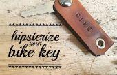 Hipsterize la clave de moto