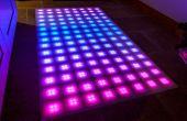 Piso de LED Disco