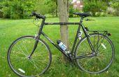 Bicicleta generador de