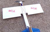 Completa guía para construir su primer avión RC de Foamboard