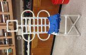 Cómo hacer una silla de PVC