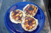Cómo hacer una hamburguesa con queso hawaiano