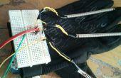 Guante de Control remoto de TV usando Arduino, proyecto sumativa TEJ3