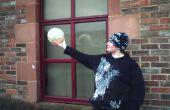 Cinta adhesiva o cinta pegajosa bola