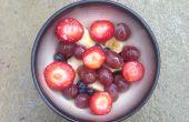 Ensalada de frutas de verano