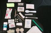30 artículo último Altoids lata urbano Kit de supervivencia (incluye gafas de sol, una baraja de cartas y ketchup)