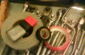 Compacto soporte de cinta