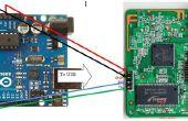 Debricking Router móvil con Arduino
