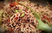 Delicia de Vern (comida de una olla de 20 minutos)