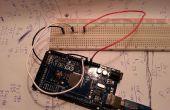 Velocímetro de Arduino LDR