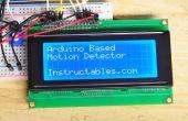 Sensor de movimiento controla Arduino