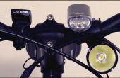 Voltaje regulado [5v] bicicleta Dinamo luz y USB cargador