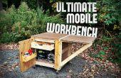 Último banco de trabajo móvil