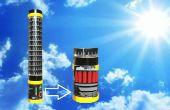 Sistema de energía híbrido portátil