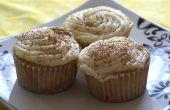 Cupcakes de tiramisú
