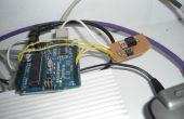 Auto del reajuste cosas con Arduino