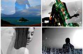 Hacer una silueta artística de exposición doble con Pixlr Editor