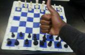 Cómo configurar un tablero de ajedrez