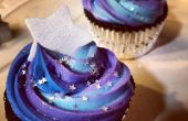 Cupcakes temáticos Galaxy